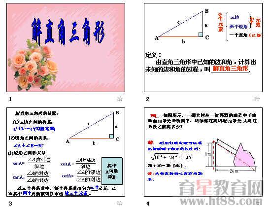 主要包括:点与圆的位置关系,直线与圆的位置关系,垂径定理,圆心角定理