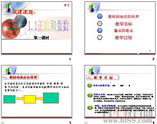 各环节分析详细,教学过程设计科学,适合说课使用.